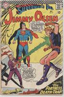The Fortress Death-Trap! / His Highness, Prince Jimmy Olsen! [Good/Fair/Poor]