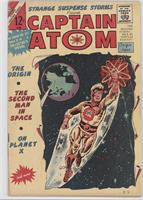 The Ghost of Amy Rector; Captain Atom on Planet X; The Second Man in Space; Out…