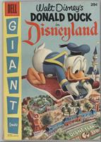 1st Disneyland Dell Giant [Readable (GD‑FN)]