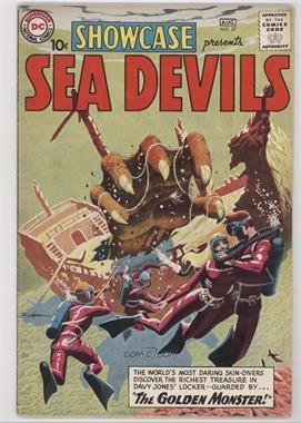 1956 - 1978 DC Comics Showcase #27 - The Golden Monster!