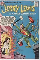 The Adventures of Jerry Lewis [Readable(GD‑FN)]