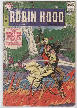 1957 - 1958 DC Comics Robin Hood Tales #8 - Robin Hood Tales