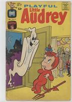 Playful Little Audrey [Good/Fair/Poor]