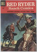 Red Ryder Ranch Comics