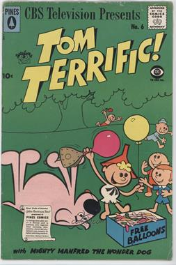 1957 Pines Tom Terrific #6 - Tom Terrific [Good/Fair/Poor]