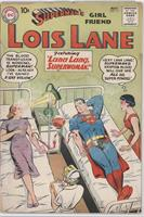 Lana Lang, Superwoman! [Good/Fair/Poor]