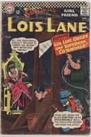 Lois Lane, Queen and Superman, Commoner! [Good/Fair/Poor]