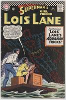 Lois Lane's Aquaman Tricks! [Readable (GD‑FN)]