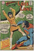 When Lois Was More Super than Superman!