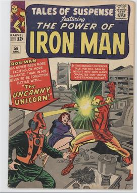 1959-1968 Marvel Tales of Suspense #56 - The Uncanny Unicorn