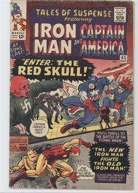 1959-1968 Marvel Tales of Suspense #65 - When Titans Clash / The Red Skull Strikes