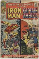 Tales of Suspense #66 If I Fail, A World is Lost / The Fantastic Origin of the …