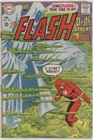 Death Stalks The Flash!