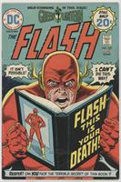 Flash-- This Is Your Death!; My Ring... My Enemy!