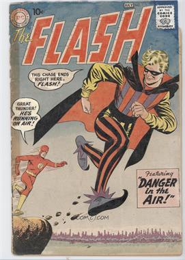 1959 - 1985 DC Comics The Flash #113 - Danger in the Air! / The Man who Claimed the Earth