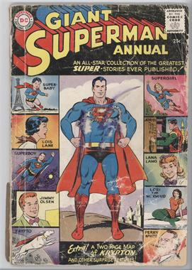 1960-1986, 2006-2011 DC Comics Superman Annual #1 - Superman [Good/Fair/Poor]