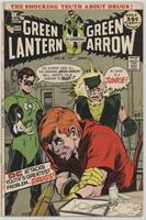 Snowbirds Don't Fly; The Strange Trial of Green Lantern! [Readable (GDR…