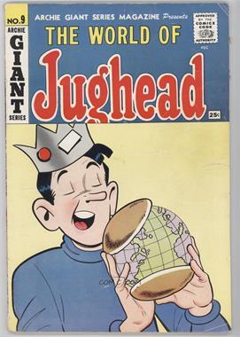 1960-1992 Archie Archie Giant Series Magazine #9 - Archie Giant Series