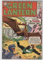 The Tunnel Through Time!; Once a Green Lantern--Always a Green Lantern! [Readab…
