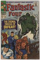The Dismal Dregs of Defeat [Good/Fair/Poor]