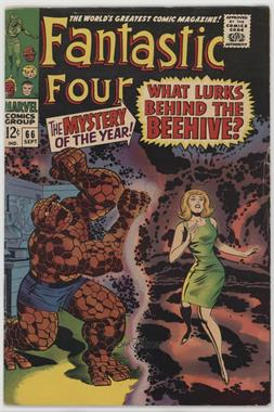 1961-1996, 2003-2012, 2015 Marvel Fantastic Four Vol. 1 #66 - What Lurks Behind the Beehive?