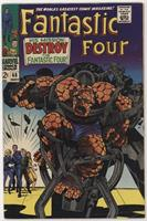 His Mission: Destroy the Fantastic Four! [Collectable (FN‑NM)]