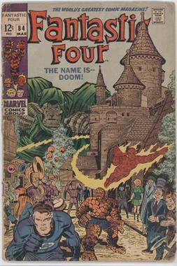1961-1996, 2003-2012, 2015 Marvel Fantastic Four Vol. 1 #84 - The Name is Doom! [Good/Fair/Poor]
