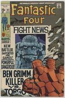 Ben Grimm, Killer! [Readable(GD‑FN)]