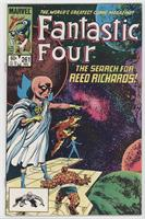 The Search for Reed Richards!