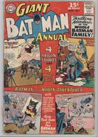 Thrilling Adventures Of The Whole Batman Family!