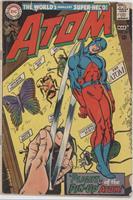 Plight of the Pin-Up Atom! [Good/Fair/Poor]