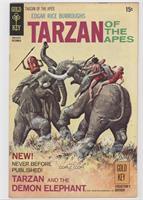 Tarzan and the Demon Elephant [Readable(GD‑FN)]