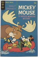 The Moose Monster Mystery