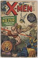 The Coming Of... Ka-Zar! [Readable (GD‑FN)]