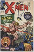The Coming Of... Ka-Zar!