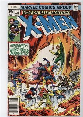 1963-1981 Marvel The X-Men Vol. 1 #113 - Showdown!