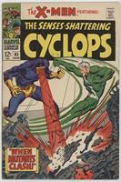 When Mutants Clash