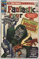 The Fantastic Origin of Doctor Doom