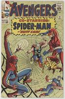 The Mighty Avengers Meet Spider-Man [Readable(GD‑FN)]