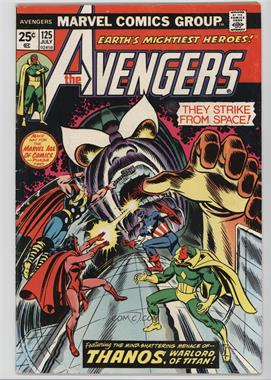 1963-1996, 2004 Marvel The Avengers Vol. 1 #125 - The Power of Babel