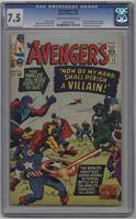 Now, By My Hand, Shall Die a Villain [CGC 7.5]