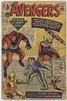 The Avengers Battle the Space Phantom [Readable (GD‑FN)]