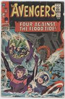 Four Against the Floodtide [Readable (GD‑FN)]