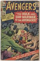 The Avengers Meet Sub-Mariner [Readable (GD‑FN)]