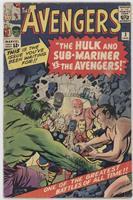 The Avengers Meet Sub-Mariner [Readable(GD‑FN)]