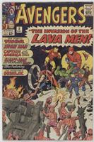 The Invasion of the Lava Men! [Readable(GD‑FN)]