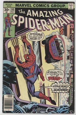 1963-1998, 2003-2014 Marvel The Amazing Spider-Man Vol. 1 #160 - My Killer, The Car!