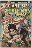 Spider-Man & Doc Savage - The Yesterday Connection (Part 1 / Part 2 : The Secre…