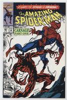 Carnage, Part One: Savage Genesis!