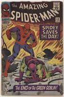 Spidey Saves the Day! [Good/Fair/Poor]